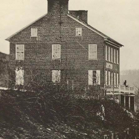 Junction Hotel, 1863
